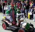 St. Patrick's Day Parade 2009, Rolla