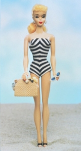 The original Barbie Doll (image from http://goo.gl/SEiPa)