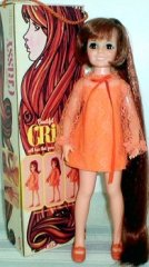 This doll was popular during Carol's youth. (image from http://en.wikipedia.org/wiki/Crissy)