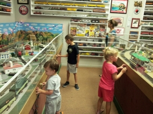 Big River Train Town is a great stop on your next family getaway.