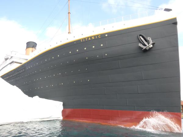 Titanic Museum Attraction has an incredible collection of artifacts to explore.