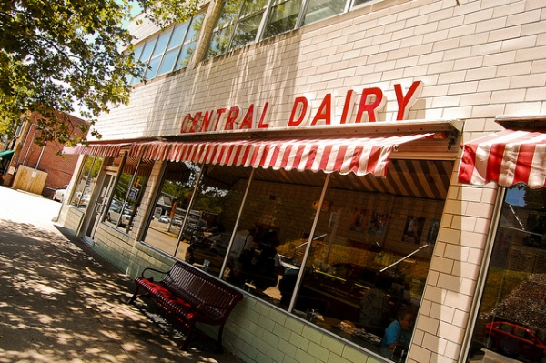 Central Dairy in Jefferson City