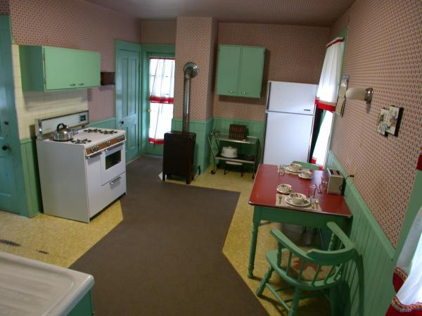 Get an inside look at life inside the Truman home with a visit to the Truman National Historic Site.