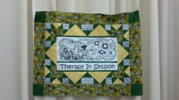 Retreats offer all the therapy quilters need.