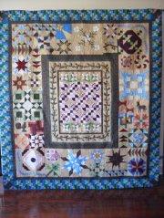2013 raffle quilt